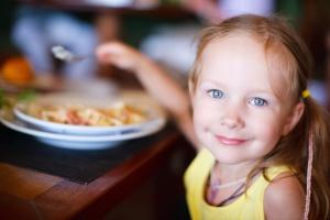 Gyermekbarát étterem